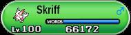 Skriff's NaNoWriMon